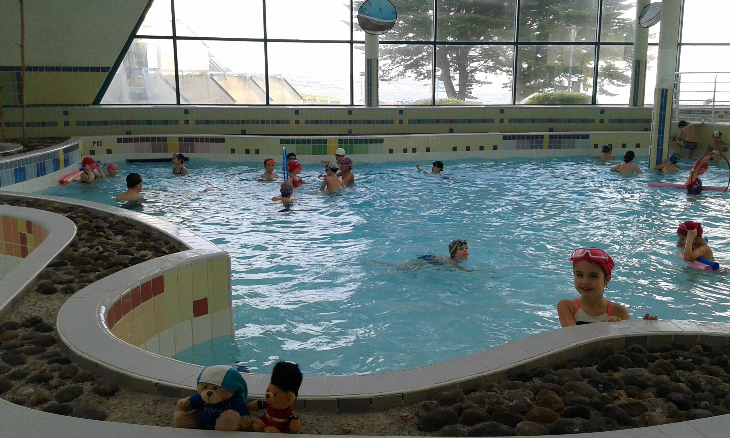 Les ce1 de laurence la piscine ecole arzmael for Piscine plougonvelin